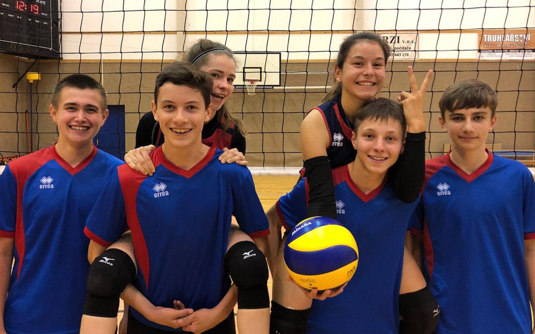 Skvělý volejbal i atmosféra! Středoškolskou ligu studenti chválí