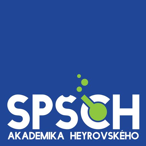 logo střední škola akademika heyrovského