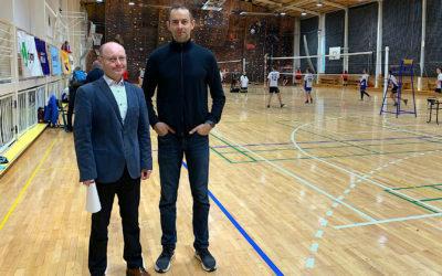GOA Orlová hostila druhý turnaj Středoškolské volejbalové ligy